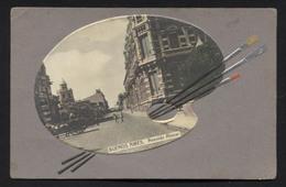 ARGENTINA - Bueons Aires, Alvenida Alvear, 1906. - Vintage POSTCARD - (APAT4-12) - Argentinien