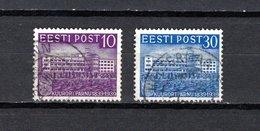 Estonia   1939  .-  Y&T  Nº    168 - 170 - Estonia