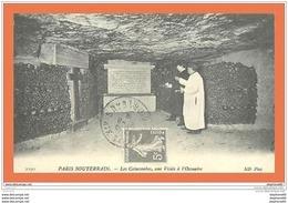 A607 / 011 75 - PARIS SOUTERRAIN Catacombes REPRODUCTION - Zonder Classificatie