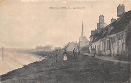 ¤¤    -  SULLY-sur-LOIRE    -  Quai Des Mariniers  -   ¤¤ - Sully Sur Loire