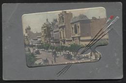 ARGENTINA - Bueons Aires, Calle Callao - Vintage POSTCARD - (APAT4-19) - Argentinien