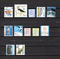 Estonia   2001  .-  Y&T  Nº    380-381-382-384-385-387-388-398/399-400-401-403 - Estonia