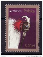 POLAND 2014 EUROPA CEPT    MNH - 1944-.... Republik