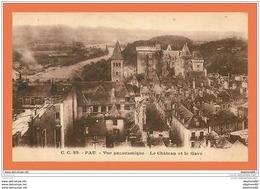 A584 / 123 64 - PAU Vue Panoramique Chateau Et Le Gave - Sin Clasificación