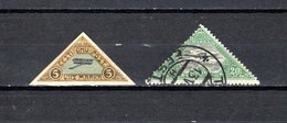 Estonia   1920-24  .-  Y&T  Nº    1 - 10   Aéreos - Estonia