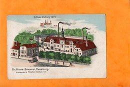 FLENSBURG  -  SCHLOSS-BRAUEREI  -  FLENSBURG  -  SCHLOSS DUBURG 1670 - Flensburg