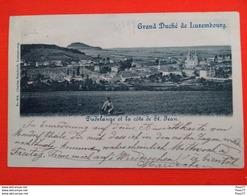 Dudelange Et La Côte De St. Jean , CH. Bernhoeft N°814 - Postkaarten