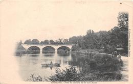 ¤¤   -   SOISSONS   -  Pont Du Chemin De Fer Sur L'Aisne     -   ¤¤ - Soissons