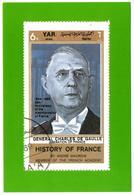 Postcard - Mint - Neuve - De Gaulle - Limited & Numbered Edition France - Politics - Post Cards - Postkarten Cartoline - Stamps (pictures)