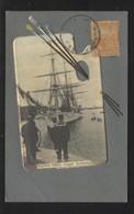 ARGENTINA - Buenos Aires, Fregata Sarmiento - Vintage POSTCARD - (APAT4-33) - Argentinien