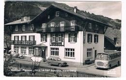 A-4032   SCHRUNS : Gasthof - Pension Rhätikon - Schruns