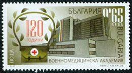 BULGARIE Hopital Militaire 1v 2011 Neuf ** MNH - Nuovi