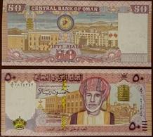 Oman - 50 Rials 2019 UNC Lemberg-Zp - Oman