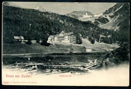 Sulden, GRUSS Aus, Vor 1905, Silfs, Hotel, Südtirol, Vinschgau - Italien