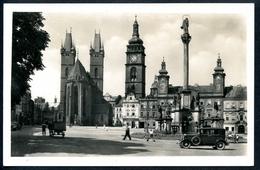 AK Königgrätz, Hradec Králové, Hauptplatz, FRAMA 16454 - Tschechische Republik