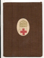 WW2 - Rare RED CROSS 1944 MEMBER DOCUMENT For HUNGARY RED CROSS On Occupied Hungary - Historical Documents