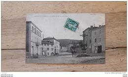MONSOLS   : La Place   ……….AS1-1823 - France
