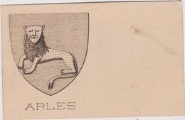 13 Arles Blason - Arles