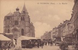 LE NEUBOURG Le MARCHE ,(lot 91) - Le Neubourg