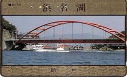 PAYSAGE - PONT - BRIDGE - - Télécarte Japon - Landschappen