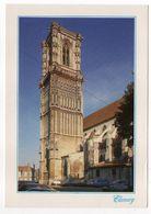 CLAMECY-- L'église Saint Martin - Clamecy