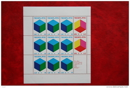 Blok CHILDREN KINDEREN ENFANTS NVPH 983 (Mi Block 8); 1970 POSTFRIS / MNH ** NEDERLAND / NIEDERLANDE - Period 1949-1980 (Juliana)