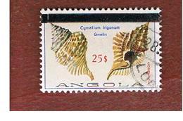 ANGOLA  -  SG 776     - 1981  SEA SHELLS: SMITH' S DISTORSIO -  USED - Angola