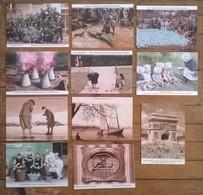 Lot De 11 Cartes Postales / HUMOUR / PLONK & REPLONK - Humour