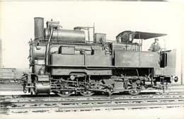 050819 - PHOTO TRANSPORT TRAIN CHEMIN DE FER - Loco NORD 41.761 LA DELIVRANCE Cheminot - Estaciones Con Trenes