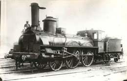 050819 - PHOTO TRANSPORT TRAIN CHEMIN DE FER - Loco Train ETAT 2006 VENDEE SAUMUR - Gares - Avec Trains