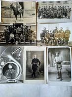 WW1 - LOT DE 11 CARTE PHOTO - Divers Régiments - Voir Photos - BE/TBE - Guerre 1914-18
