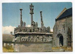 SAINT JEAN TROLIMON --1978--Le Calvaire -- Timbre --cachet - Saint-Jean-Trolimon