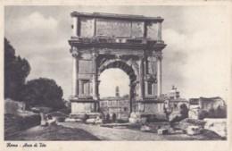 AL68 Roma, Arco Di Tito - Places