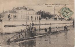 "LA  PALLICE                   SOUS- MARIN      "" LE LUTIN  "" - La Rochelle"