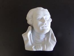 Buste De Danton En Biscuit Blanc - Autres