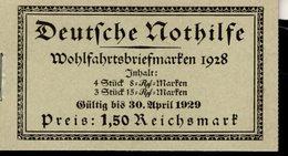 Markenheftchen 27.3 Landeswappen Postfrisch MNH - Deutschland
