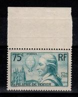 YV 313 Pilatre De Rozier N** Cote 45 Euros - Nuovi