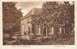 CPA - Pays-Bas - Groet Uit Vierhouten - Pension Pop - Netherlands