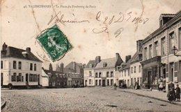 Valenciennes La Place Du Bd De Paris - Valenciennes