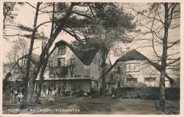 CPA - Pays-Bas - Hotel De Mallejan - Vierhouten - Netherlands