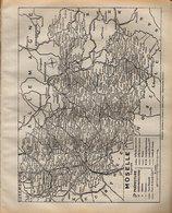 ANNUAIRE - 57 - Département Moselle - Année 1939 - édition Didot-Bottin - 132 Pages - Telefoonboeken