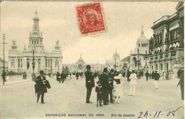 RIO De JANEIRO - EXPOSICAO NACIONAL De 1908 - - Rio De Janeiro