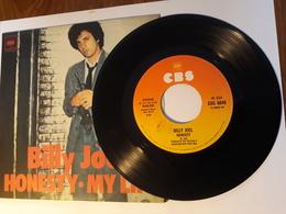 Billy Joel  -    Honesty  - CBS  6840  -  Anno 1978. - Disco, Pop