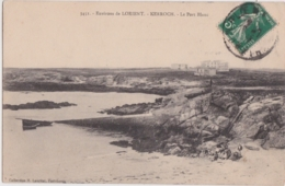 Bv - Cpa KERROCH - Le Port Blanc - Environs De Lorient - Ploemeur