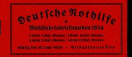 Markenheftchen 40.4 Nothilfe Berufsstände MNH ** Postfrisch Neuf - Deutschland