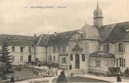 BRUYERES EN VOSGES - L'hôpital - 16 - Bruyeres