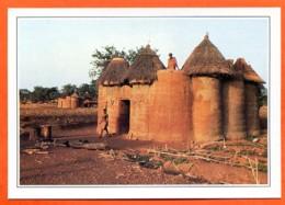Afrique BENIN Maisons De Somba - Geographie