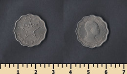 Ghana 3 Pence 1958 - Ghana