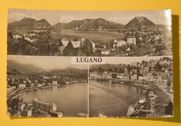 Cartolina Lugano 1956 - Cartoline