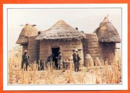 Afrique TOGO Koutapa Village Tamberma - Geographie